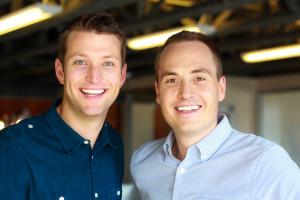 Evan Baehr (left) and Will Davis (right)