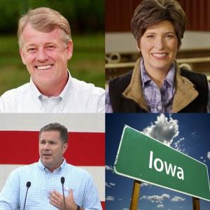 The GOP's Uphill Battle In The Iowa Senate Race