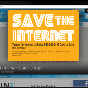 As Net Neutrality Battle Is Waged, 'Open Internet' Advocates Become Entrenched Washington Interests