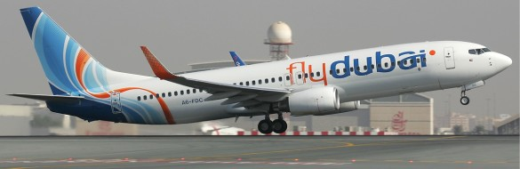 The Export-Import Bank has offered loan guarantees to support the export of Boeing aircraft to flydubai.