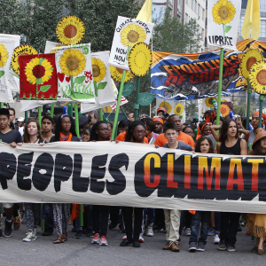 Peoples Climate Movement Plans Marches for September 8th