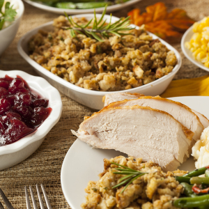 Celebrate Thanksgiving While Learning about Your Family Health
