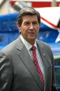Former Alabama Gov. Bob Riley