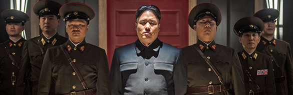 Randall Park plays Kim Jong-un in Sony's now-cancelled film The Interview