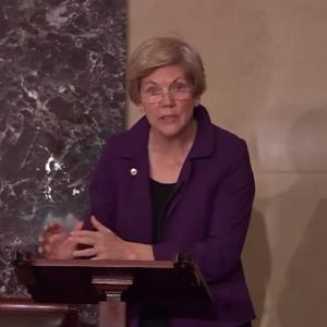 Elizabeth Warren Wants to Kill Right-to-Work