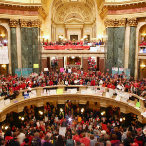 Public-Sector Unions Shrinking, But Influence Remains Strong