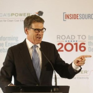 An Open Letter to Rick Perry, U.S. Energy Secretary Nominee