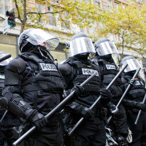 We Live in a Police State, and Our Legal System Is the Cause