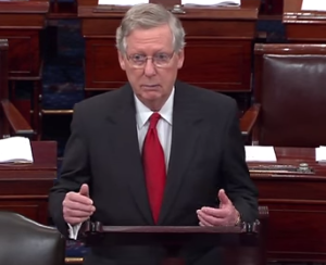 McConnell: Killing Filibuster Means 'Scorched Earth' Senate