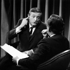 The Origin of Today's Cable News Shouting Matches