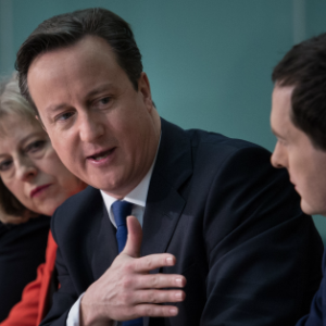 Are David Cameron's U.K. Conservatives a Useful Model for Republicans? It's Complicated.