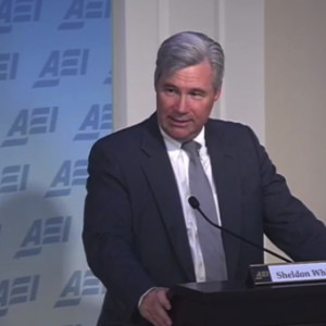 Sheldon Whitehouse Doesn't Want to Throw Conservatives in Jail. He Just Wants Them to Back His Carbon Tax.