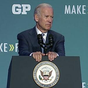Joe Biden Says Democratic Primaries Shouldn't 'Rest on Millionaires and Billionaires'