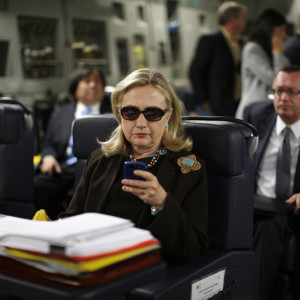 Hillary's Not the Only Government Employee Using a Personal Device for Work