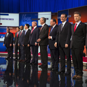 Fiorina Campaign Fights for a Seat at CNN's Debate Table
