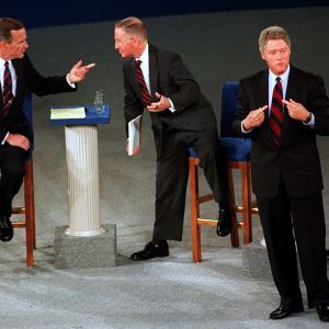 Why Don't Presidential Candidates Actually Debate?