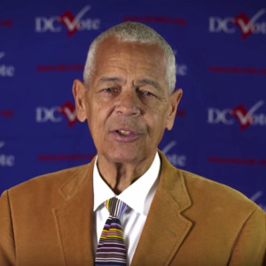 Julian Bond's D.C. Statehood Activism Remembered