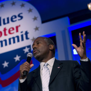 Carson Calls for Private GOP Candidates' Meeting on Civility