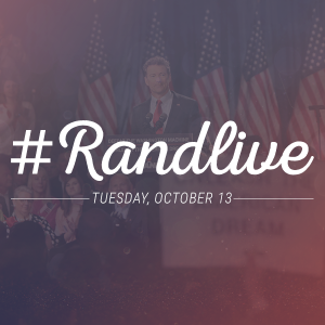 "Rand Paul's Day of ""Dumbass Livestreaming"""