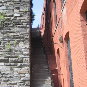 D.C. Commemorates 'Exorcist Steps' on Halloween Weekend