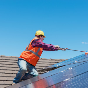 In Solar Energy, It's the Haves and the Have-Nots