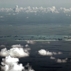 The Collision Course in the South China Sea