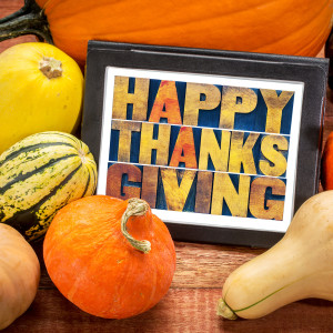 The Economic Importance of Thanksgiving