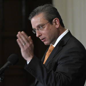 Puerto Rico Governor: With No Chapter 9 in Omnibus, Jan. 1 Default Likely