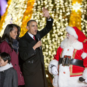 For Christmas 2015, Obama Talks Up His Own Christianity