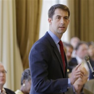 Sen. Tom Cotton Talks Hard Line on Iran, JCPOA, Immigration