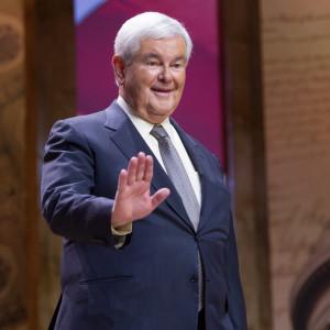 Newt Gingrich Goes Full 'Star Wars' Nerd in 2007 Ken Burns Documentary