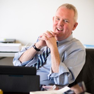 Tommy Wells on Vince Gray, Paid Leave and Whether He'd Run Again