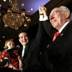 Ted Cruz's Father: a Right-Wing Celebrity in His Own Right
