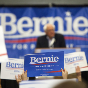 Bernie Sanders Dominates Google in New Hampshire Debate Traffic