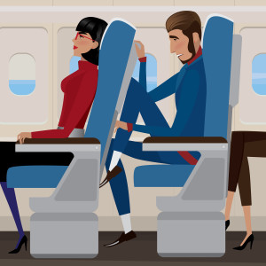 Lament of the Airline Coach Passenger
