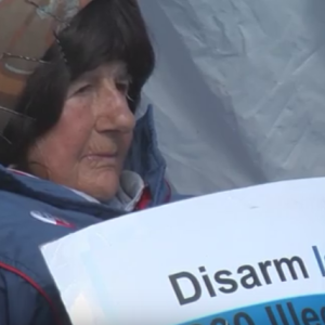 She Held Vigil Outside the White House for Decades. Watch This Look Back at Her Life in Protest.