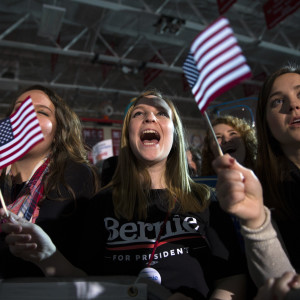 State of the Parties, Two Perspectives: Democratic: For Clinton, the Fuel Feeding the Sanders Candidacy Won't Just Go Away