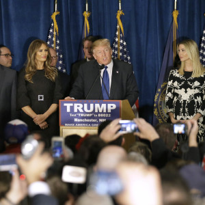 Meet the Trumps: Candidate's Family Puts Its Brand on Campaign
