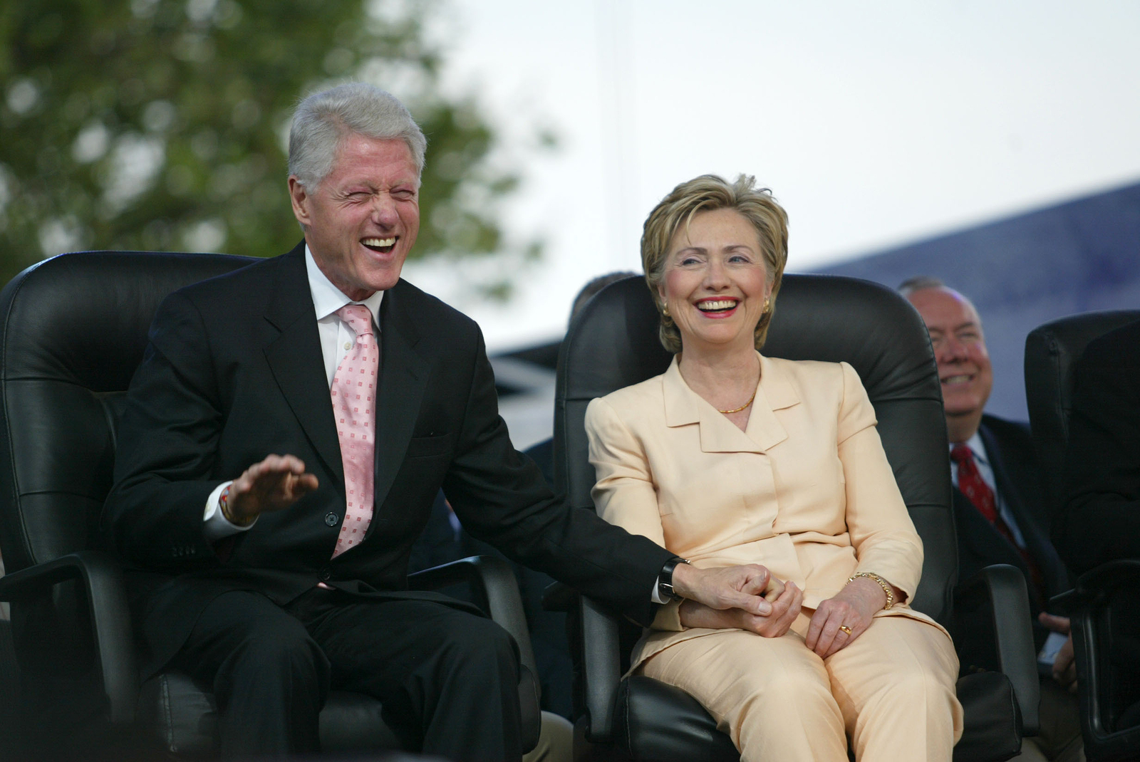 All Those Times The Clintons Promised To 'Make America