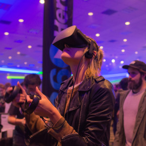 VR Becomes a Reality at Mobile World Congress