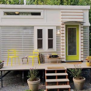 Does Trendy 'Tiny Houses' Plan Pit Millennials Against D.C.'s Poor?