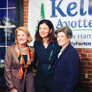 Ayotte Up 4 in UNH Poll