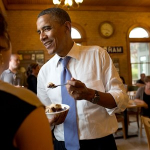 President Obama Can't Have His Ice Cream and Eat It, Too