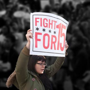 The Fight For $15 Rebels Against Its Union Creators
