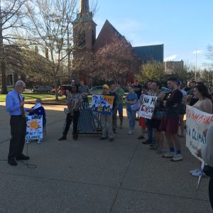 As Climate Activists Rally in New Hampshire, Questions Swirl Over Conspiracy Against Exxon