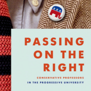 5 Things You Should Know About Conservative College Professors