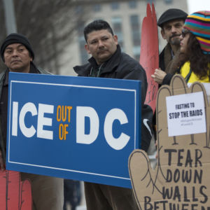 'Terrorizing': D.C. Council Democrat Blasts Obama Immigration Raids