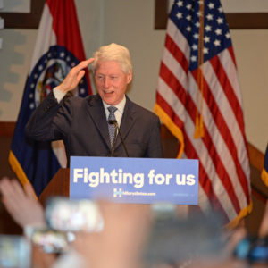 Bill Clinton Agreed with Ted Cruz On Keeping U.S. Control of the Internet