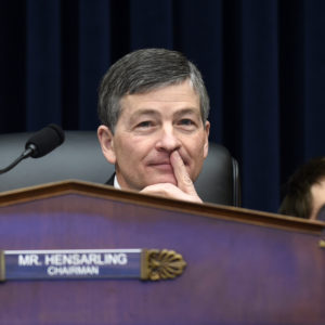 Hensarling Offers Long Overdue Reforms to Dodd-Frank