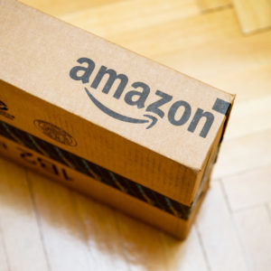 Amazon Reports Record Year As Congress Examines Online Sales Tax